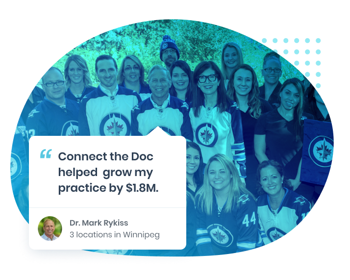 Generate more new patients with Connect the Doc's Turnkey Marketing